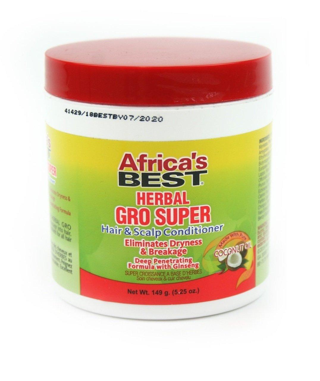 Africa's Best Herbal Gro Super 149g