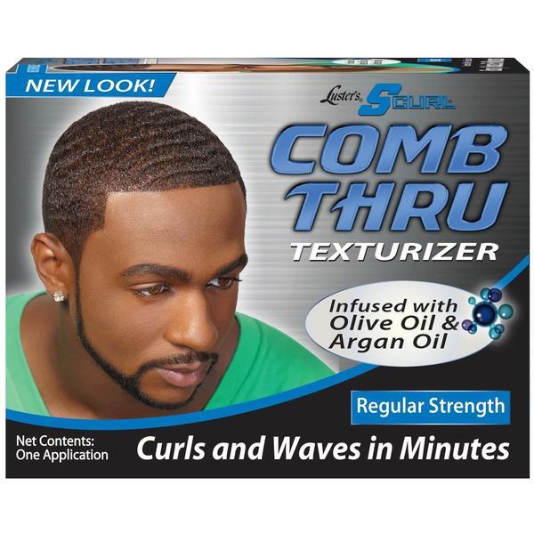 Luster Scurl Comb Thru Texturizer Kit 1 App