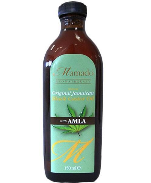 Mamado Jamaican Black Castor Oil With Amla