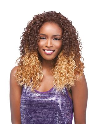 Sensationnel Instant Synthetic Hair Half Wig - Sicily