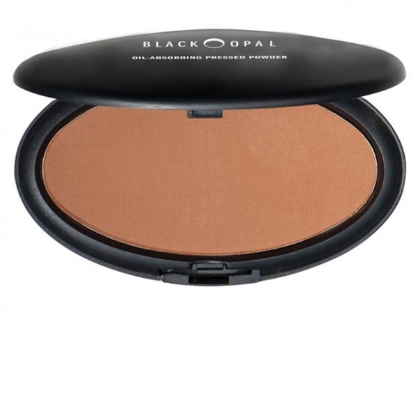 Black Opal Shine Free Oil Absorbing Pressed Powder