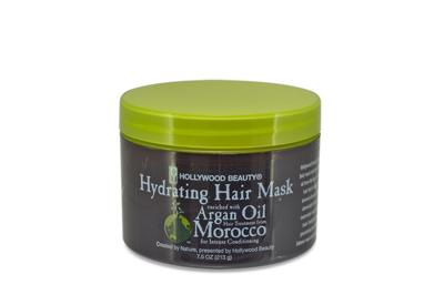 Hollywood Beauty Argan Hair Mask Intense Conditioning