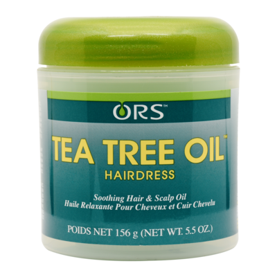 Ors Tea Tree Oil Hairdress