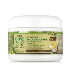 Ors Olive Oil Natural Butter Crème Styling Smoothie