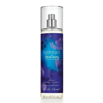 Britney Spears Midnight Fantasy Fragrance Mist