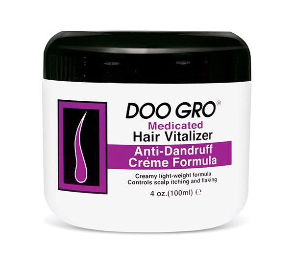 Doo Gro Medicated Hair Vitalizer Anti-dandruff Crème Formula