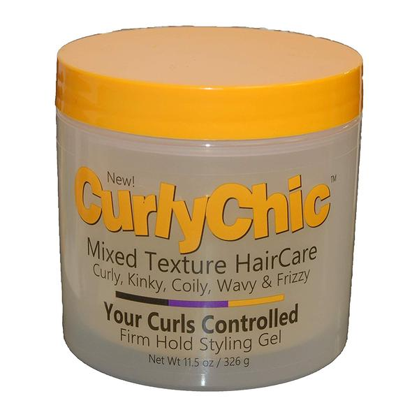 Curly Chic Your Curls Controlled Styling Gel