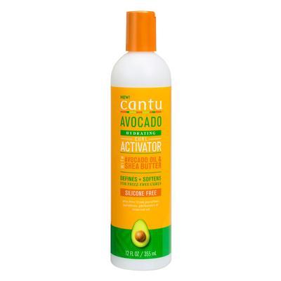Cantu Avocado Hydrating Curl Activator Cream