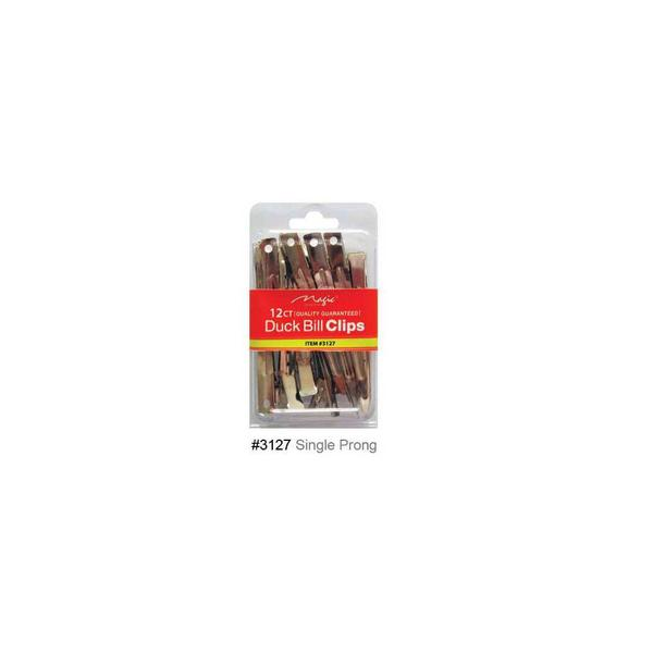 Magic Collection Single Prong Clips 3127