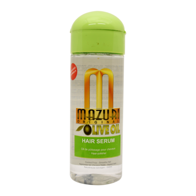 Mazuri Olive Oil Hair Serum