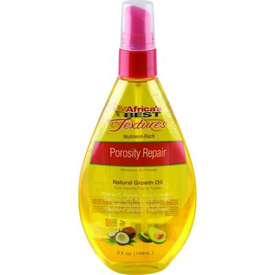 Africa's Best Textures Porosity Repair Natural Growth Oil