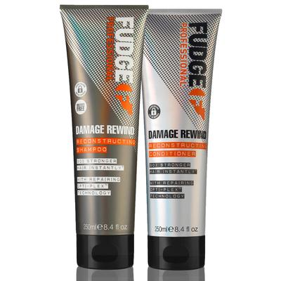 Fudge Damage Rewind Reconstructing Shampoo & Conditioner