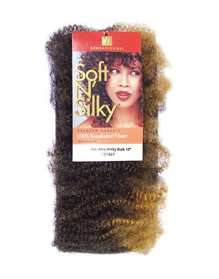 Sensationnel Soft N' Silky Afro Kinky Bulk