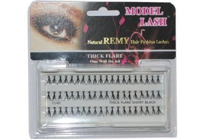 Model Lash - Thick Flare Short