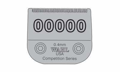 Wahl 2351-100 No.00000 Cutting Length 0.4mm