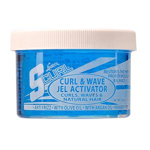 Luster's Scurl Curl & Wave Jel Activator