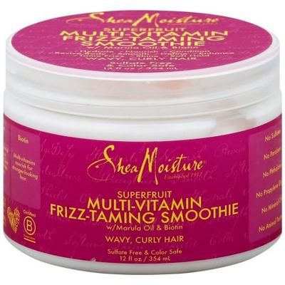 Shea Moisture Superfruit Multivitamin Frizz-taming Smoothie