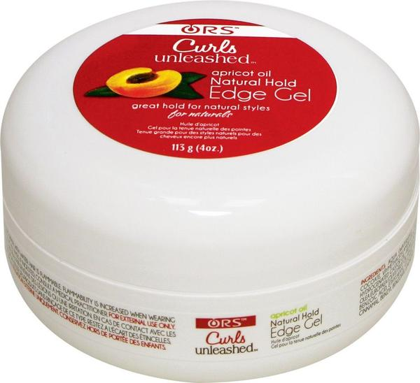 Ors Curls Unleashed Natural Hold Edge Gel