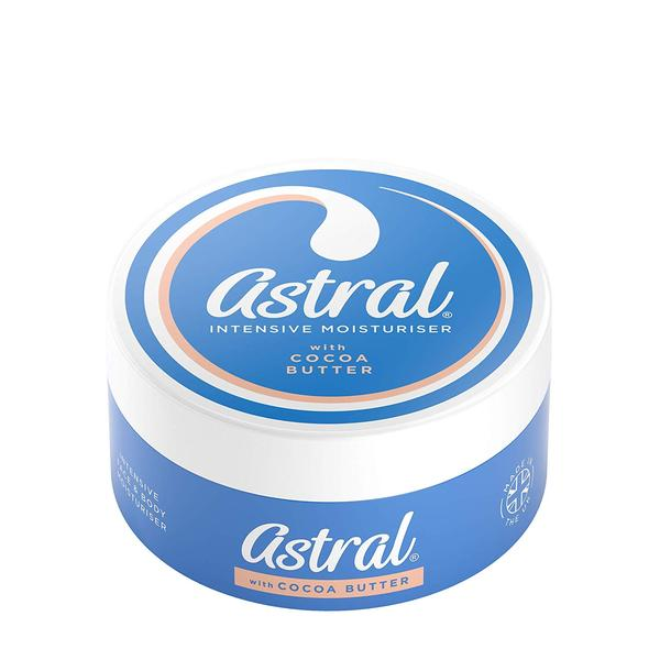 Astral Intensive Moisturiser With Cocoa Butter 200ml