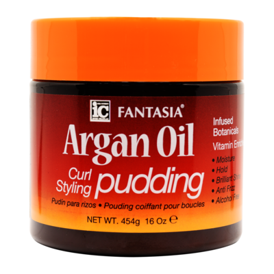Ic Fantasia Argan Oil Curl Style Pudding