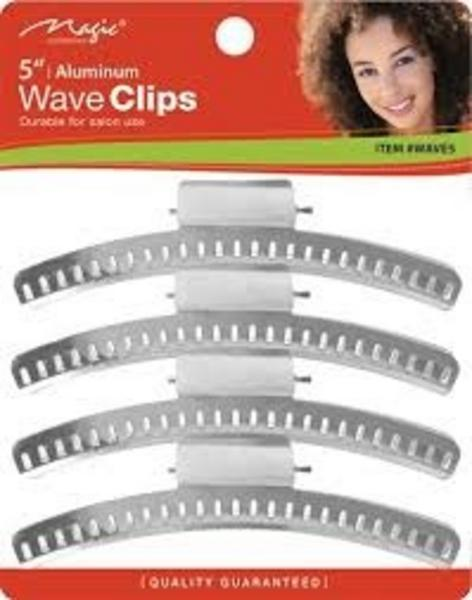 Magic Collection Wave Clips 5''