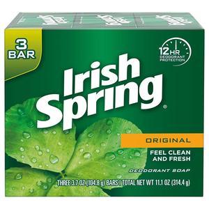 Irish Spring Original Bar Soap (pack Of 3)