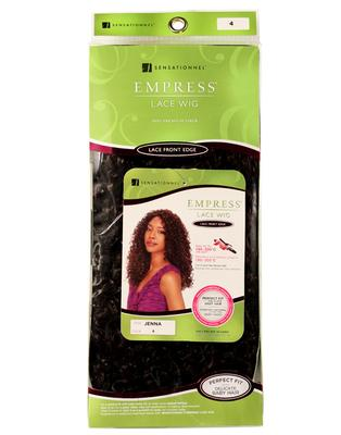 Sensationnel Empress Synthetic Lace Front Edge Wig - Jenna