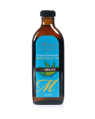 Mamado Jamaican Black Castor Oil With Argan