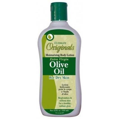 Ultimate Originals Olive Oil Moisturizing Body Lotion
