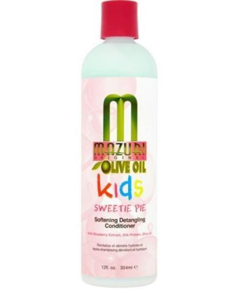 Mazuri Kids Sweetie Pie Softening Detangling Conditioner