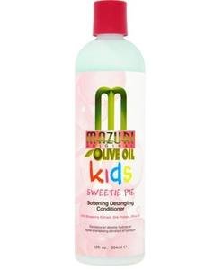 Mazuri Kids Sweetie Pie Softening Detangling Conditioner