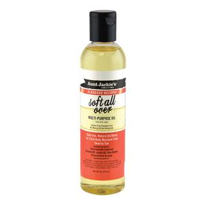 Aunt Jackie's Soft All Over Multi-purpose Oil Therapy