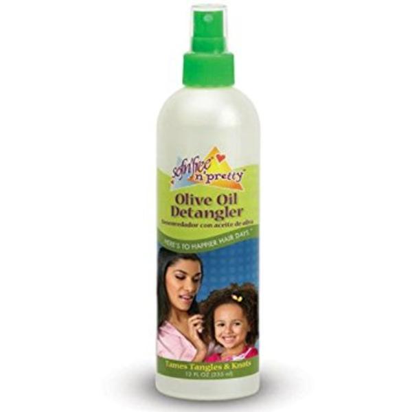 Sof N' Free N' Pretty Olive Oil Detangler
