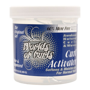 World Of Curls Curl Activator Gel - Normal Hair