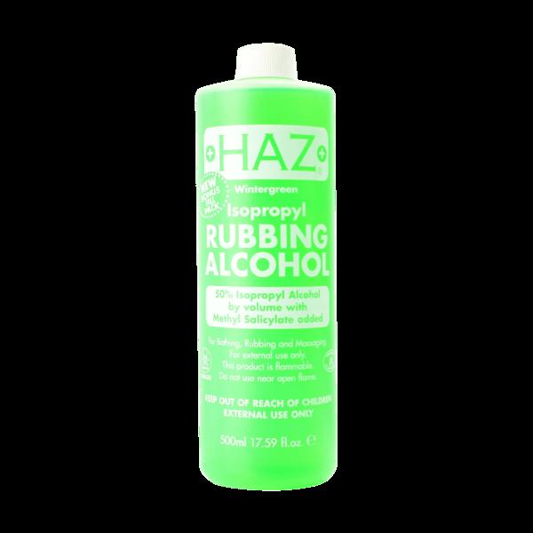Haz Isopropyl Rubbing Alcohol 50%