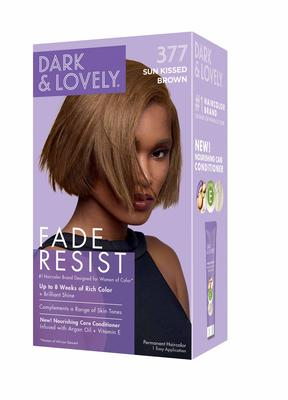 Dark & Lovely Fade Resist Hair Colour