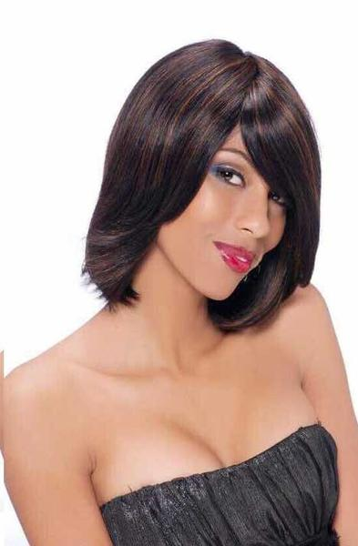 Sleek 100% Human Hair Wig Eve