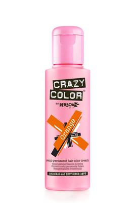Crazy Color Semi Permanent Hair Color Cream