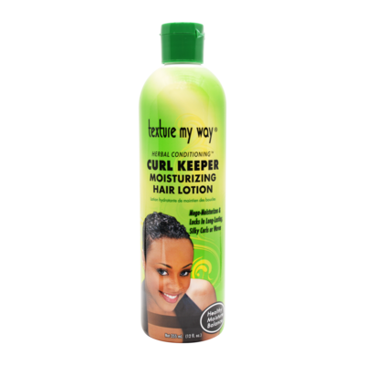 Texture My Way Curl Keeper Moisturizing Hair Lotion