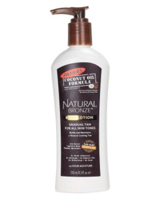 Palmers Coconut Oil Natural Bronze Body Lotion