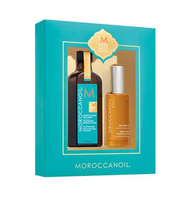 Moroccanoil 10 Year Anniversary Gift Set Limited Edition