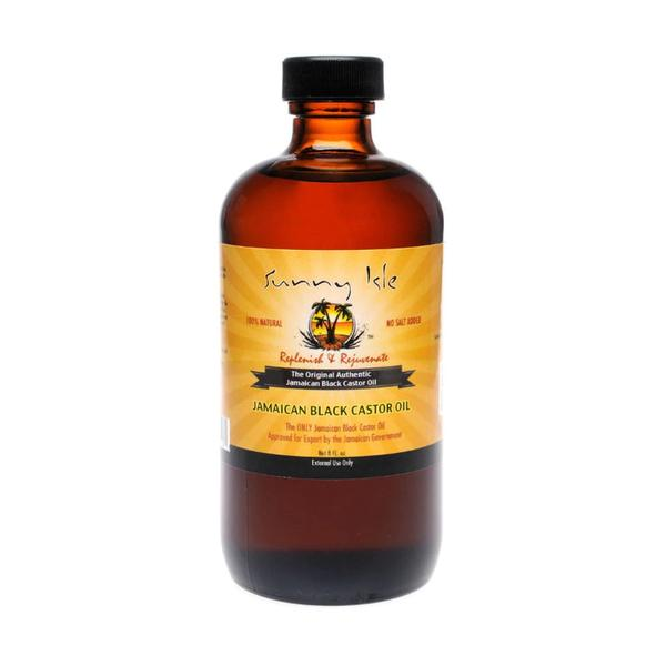Sunny Isle Jamaican Black Castor Oil 8oz