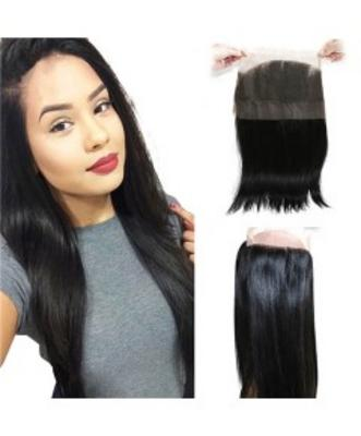 Rush Brazillian Temptation 360° Frontal Closure Straight 12''