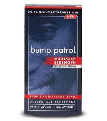 Bump Patrol Maximum Strength Aftershave