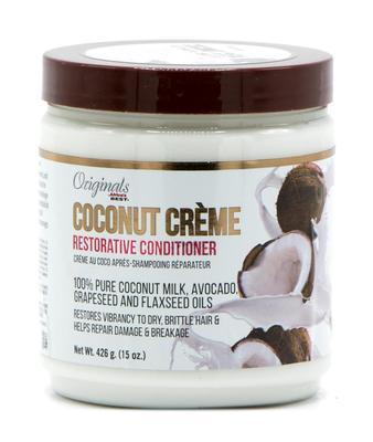 Original Africa's Best Coconut Creme Restorative Conditioner