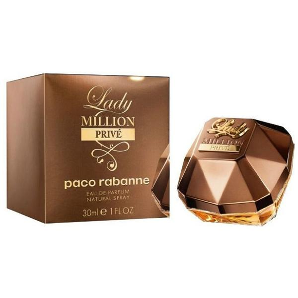 Paco Rabanne Lady Million Privé Eau De Parfum Spray