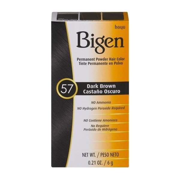 Bigen Permanent Powder Hair Colour