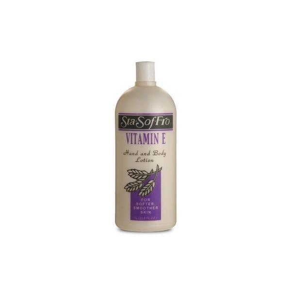 Sta Sof Fro Vitamin E Hand & Body Lotion