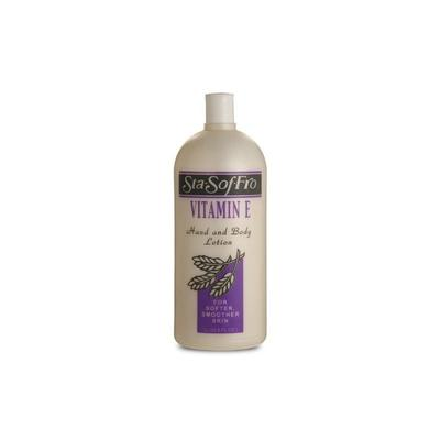 Sta Sof Fro Vitamin E Hand & Body Lotion