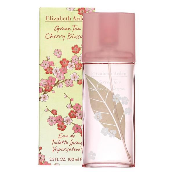 Elizabeth Arden Green Tea Cherry Blossom Eau De Toilette Spray